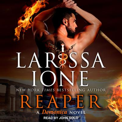 Reaper: A Demonica Novel Audiobook, by