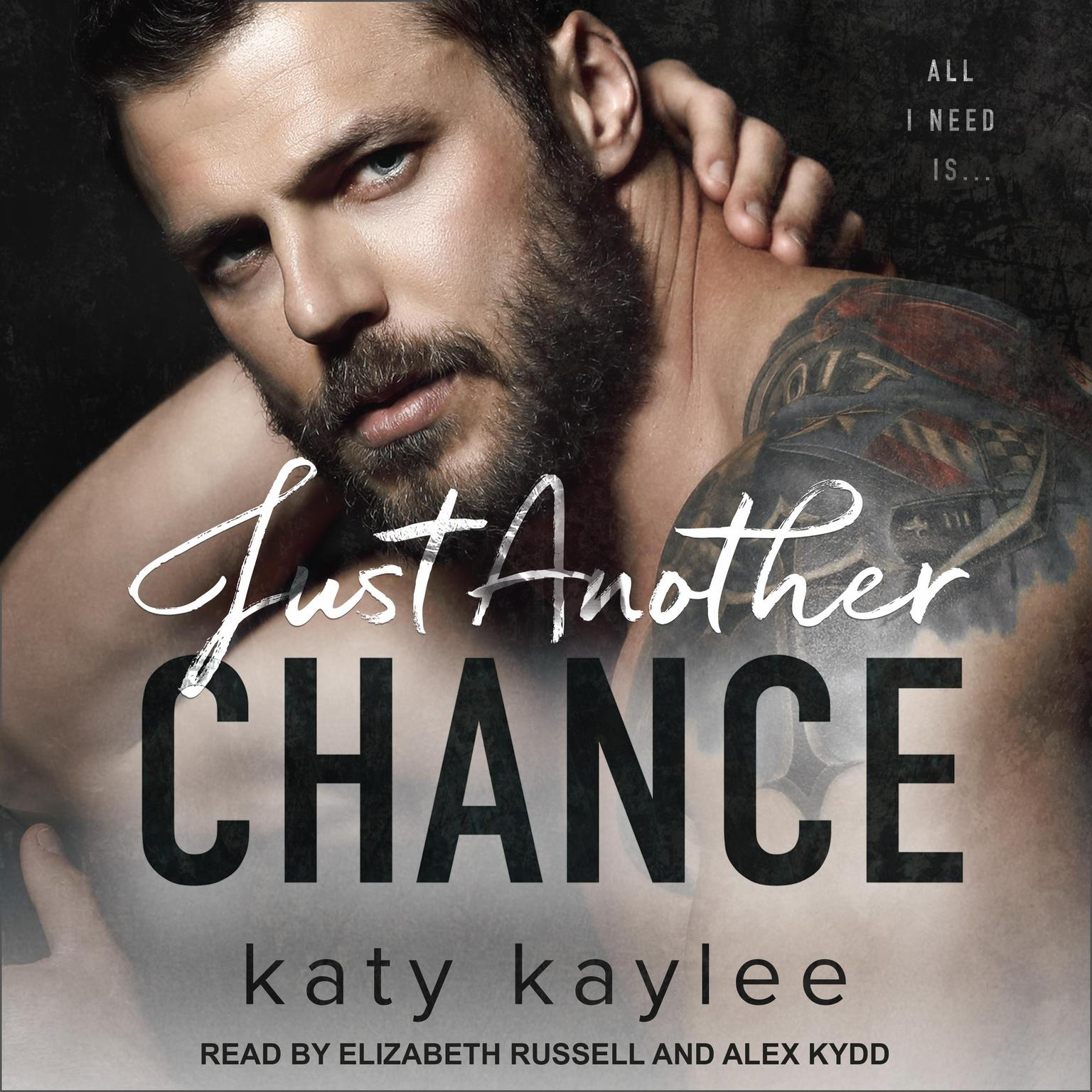 Printable Just Another Chance Audiobook Cover Art