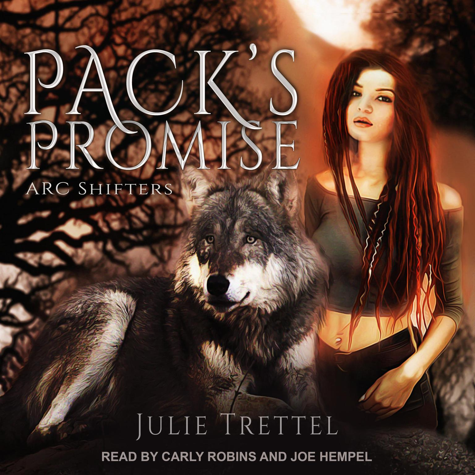 Printable Pack's Promise Audiobook Cover Art