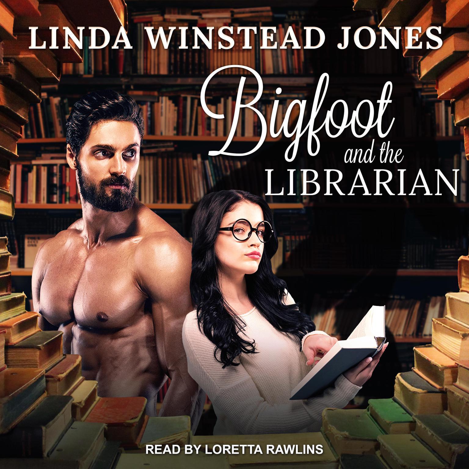 Bigfoot and the Librarian Audiobook, by Linda Winstead Jones
