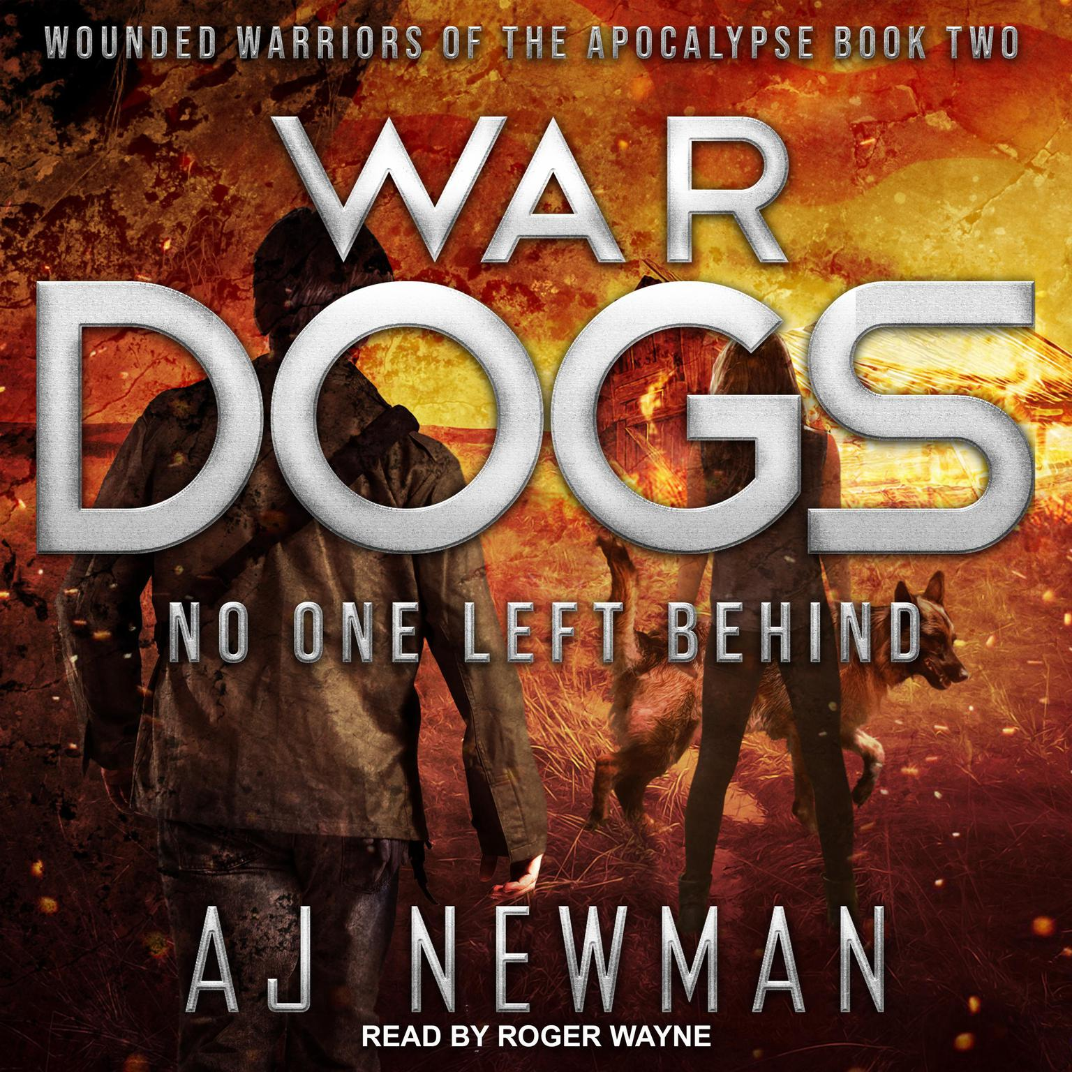 Printable War Dogs: No One Left Behind Audiobook Cover Art