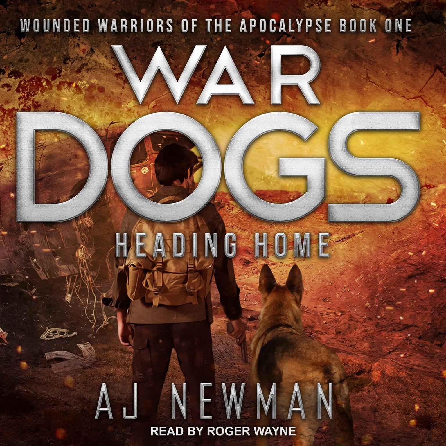 Printable War Dogs: Heading Home Audiobook Cover Art