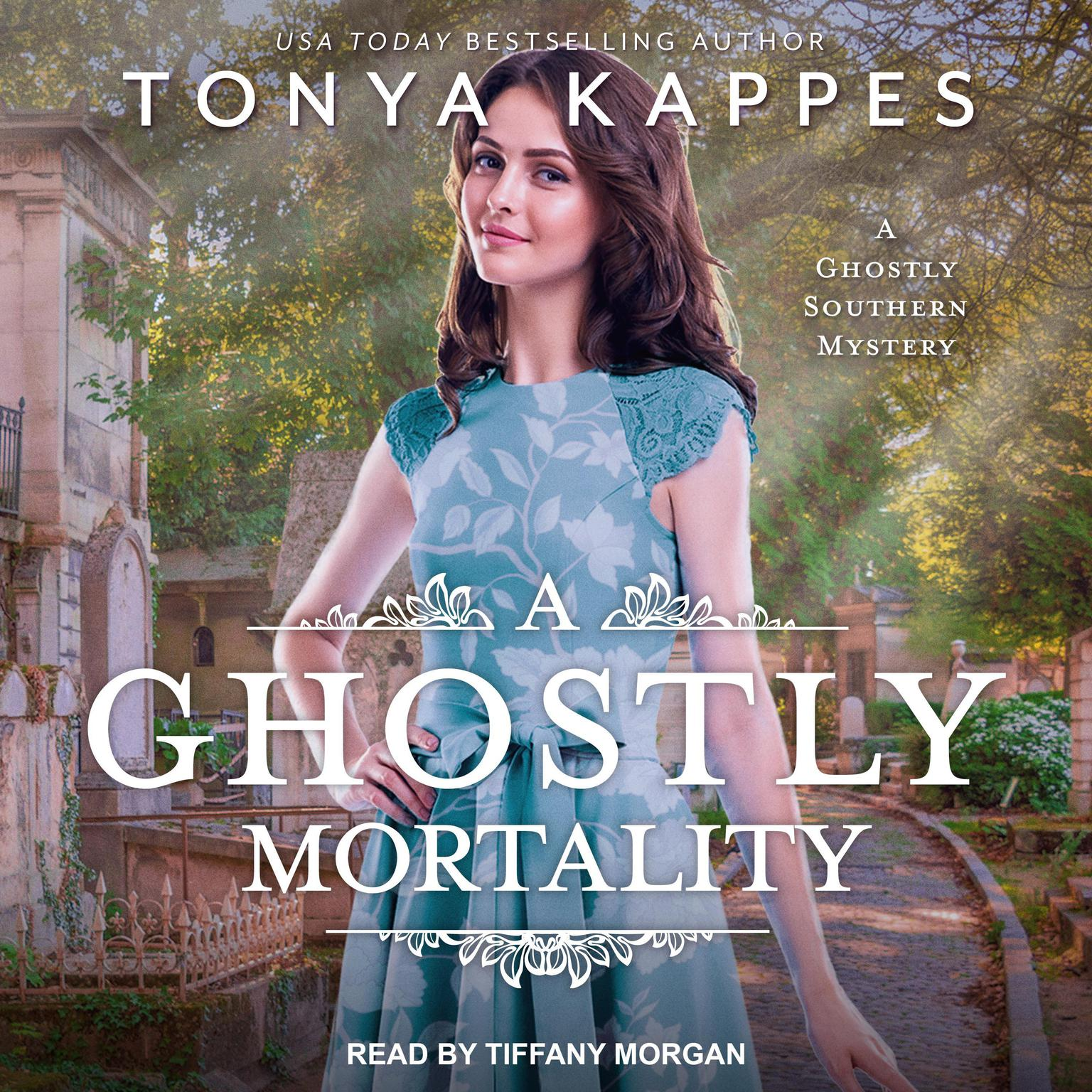Printable A Ghostly Mortality Audiobook Cover Art