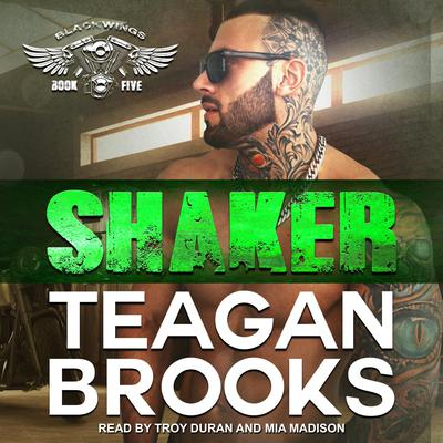 Shaker Audiobook, by