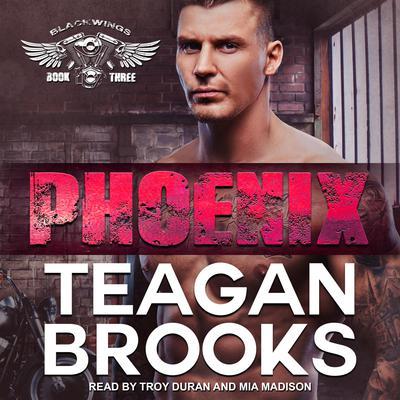 Phoenix Audiobook, by Teagan Brooks