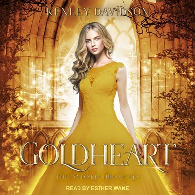 Goldheart Audiobook, by Kenley Davidson