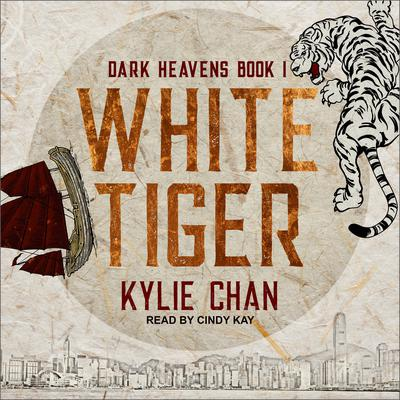 White Tiger: Dark Heavens Book One Audiobook, by