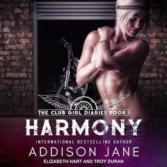 Harmony Audiobook, by Addison Jane