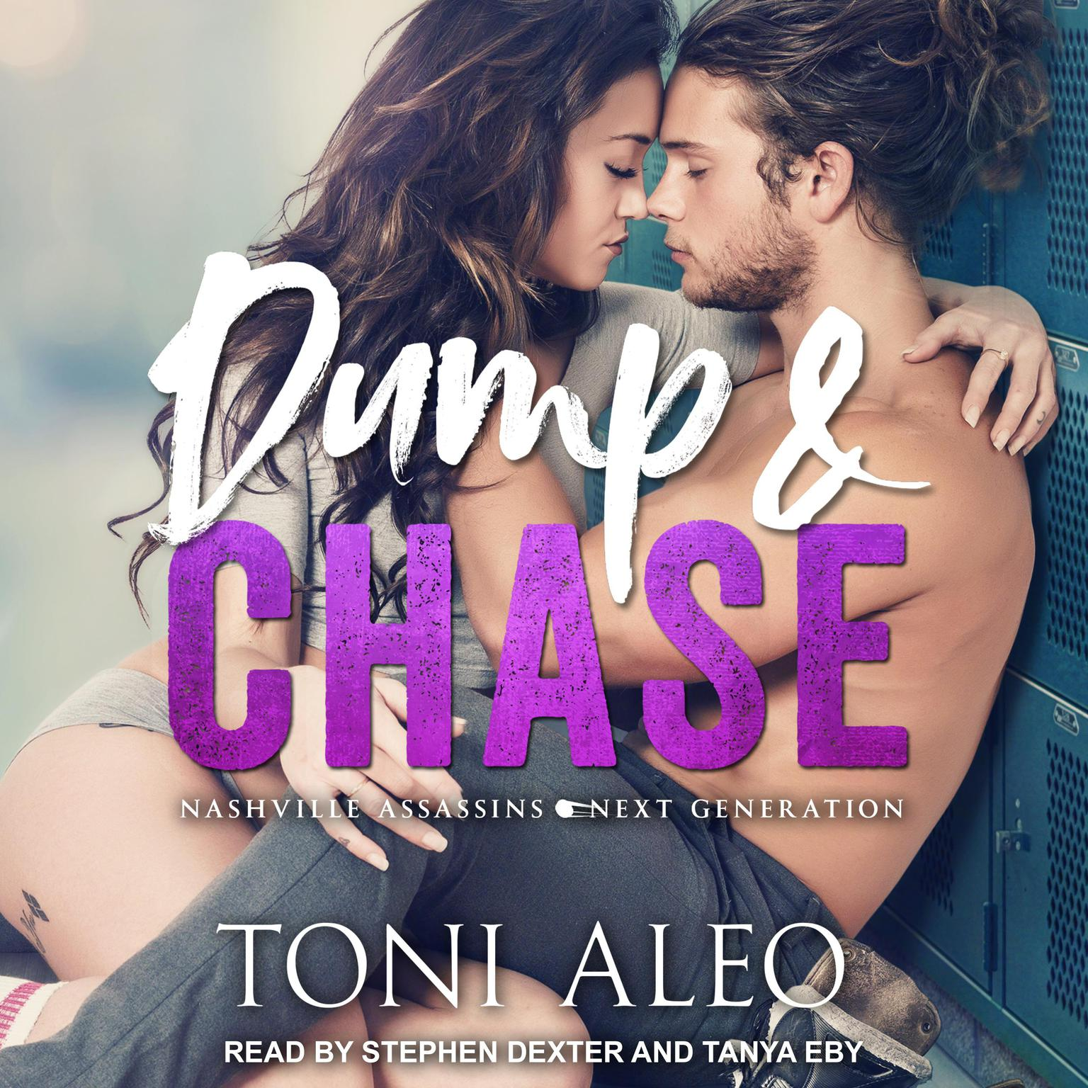 Printable Dump and Chase Audiobook Cover Art