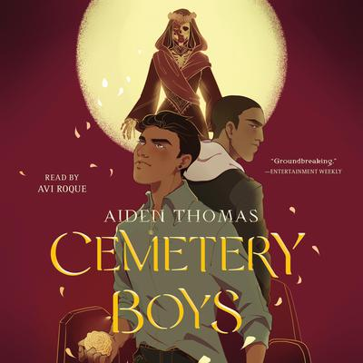 Cemetery Boys Audiobook, by Aiden Thomas