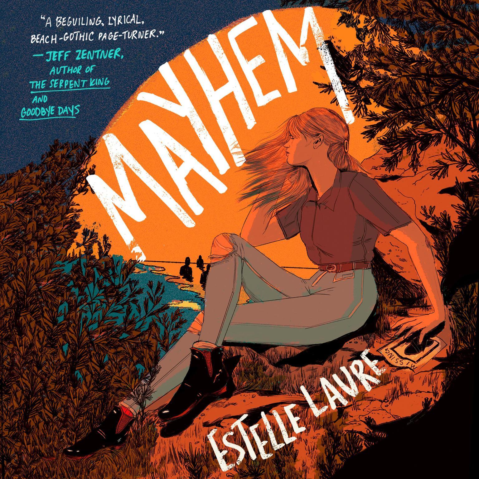 Mayhem: A Novel Audiobook, by Estelle Laure