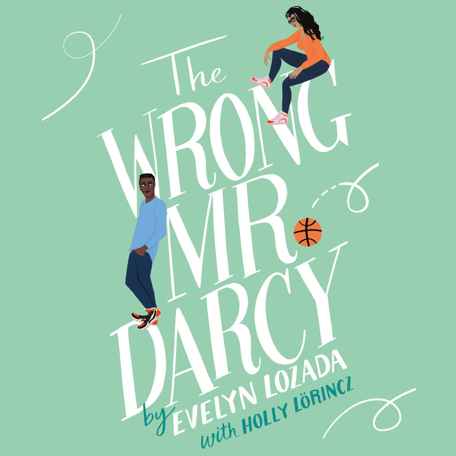 The Wrong Mr. Darcy Audiobook, by Evelyn Lozada