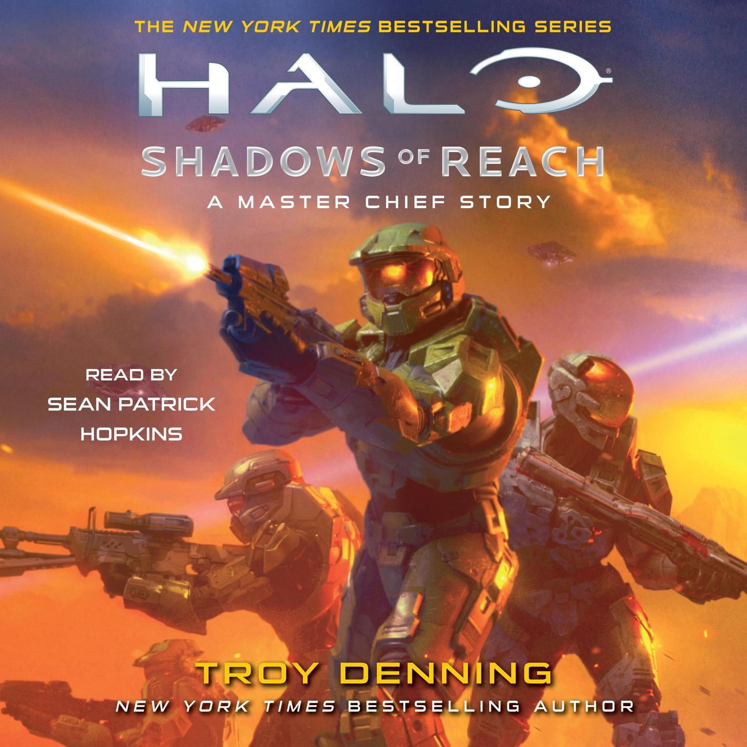 Halo: Shadows of Reach: A Master Chief Story Audiobook, by Troy Denning