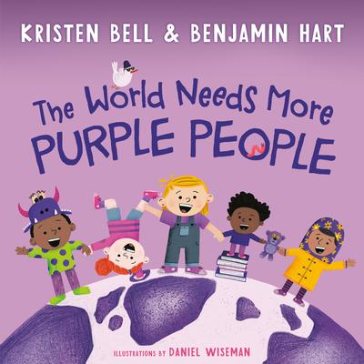 The World Needs More Purple People Audiobook, by Kristen Bell
