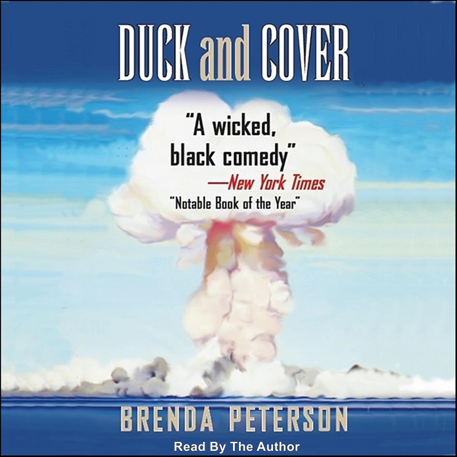 Printable Duck and Cover Audiobook Cover Art