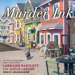 Murder Ink Audiobook, by Gayle Leeson, Lorraine Bartlett