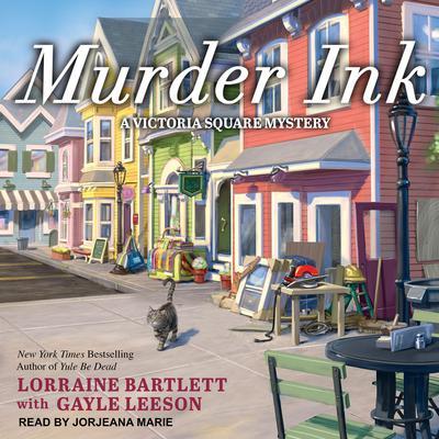 Murder Ink Audiobook, by