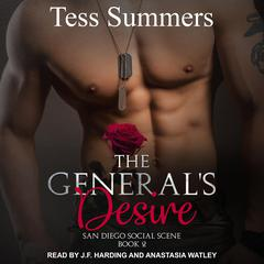 The General's Desire Audiobook, by Tess Summers