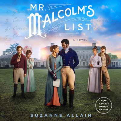 Mr. Malcolms List Audiobook, by Suzanne Allain