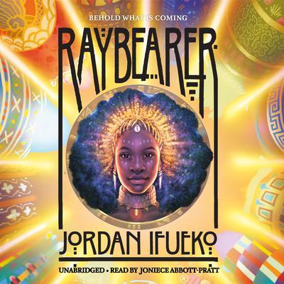 Raybearer Audiobook, by