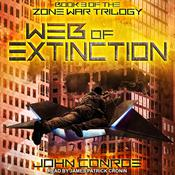 Web of Extinction Audiobook, by John Conroe