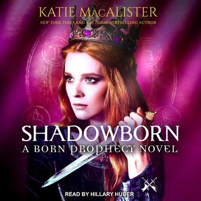 Shadowborn Audiobook, by Katie MacAlister