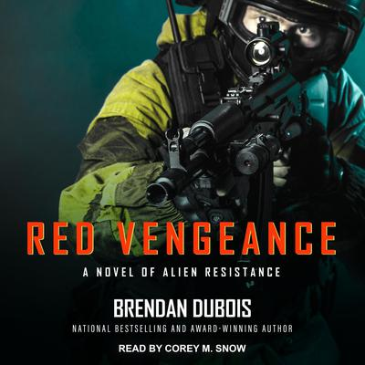 Red Vengeance Audiobook, by Brendan DuBois