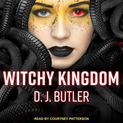 Witchy Kingdom Audiobook, by D.J. Butler