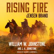 Rising Fire Audiobook, by William W. Johnstone, J. A. Johnstone