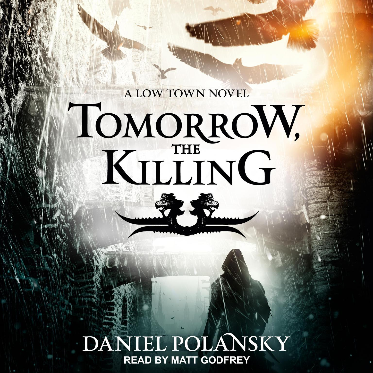 Printable Tomorrow, the Killing Audiobook Cover Art