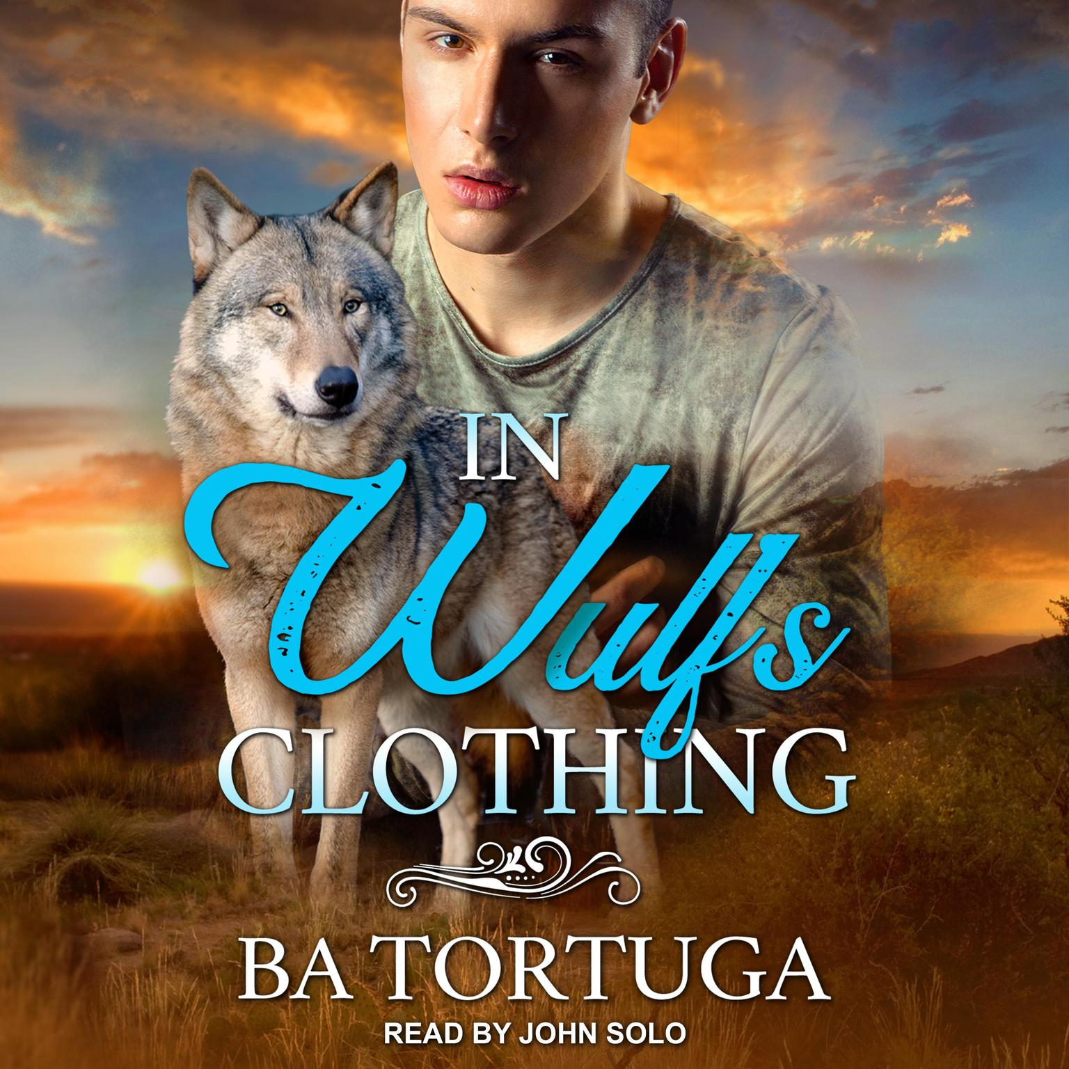 Printable In Wulf's Clothing Audiobook Cover Art