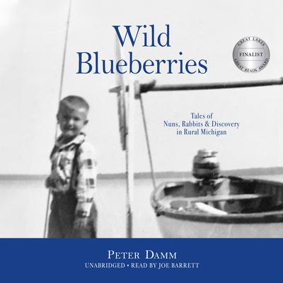 Wild Blueberries: Tales of Nuns, Rabbits & Discovery in Rural Michigan Audiobook, by Peter Damm
