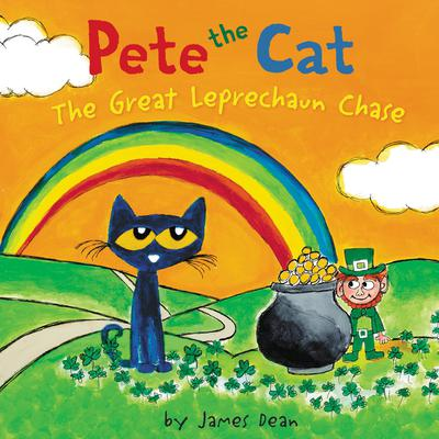 Pete the Cat: The Great Leprechaun Chase Audiobook, by James Dean