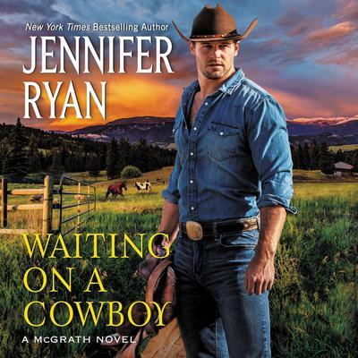 Waiting on a Cowboy Audiobook, by Jennifer Ryan