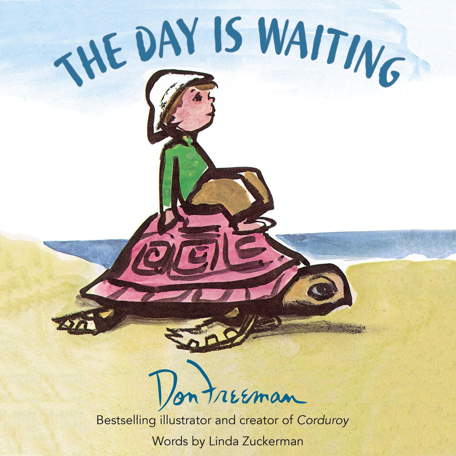 Printable The Day Is Waiting Audiobook Cover Art