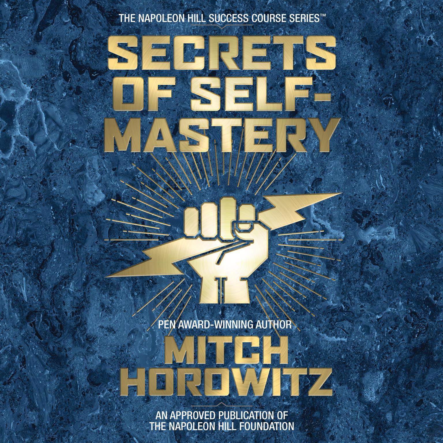 Printable Secrets of Self-Mastery Audiobook Cover Art