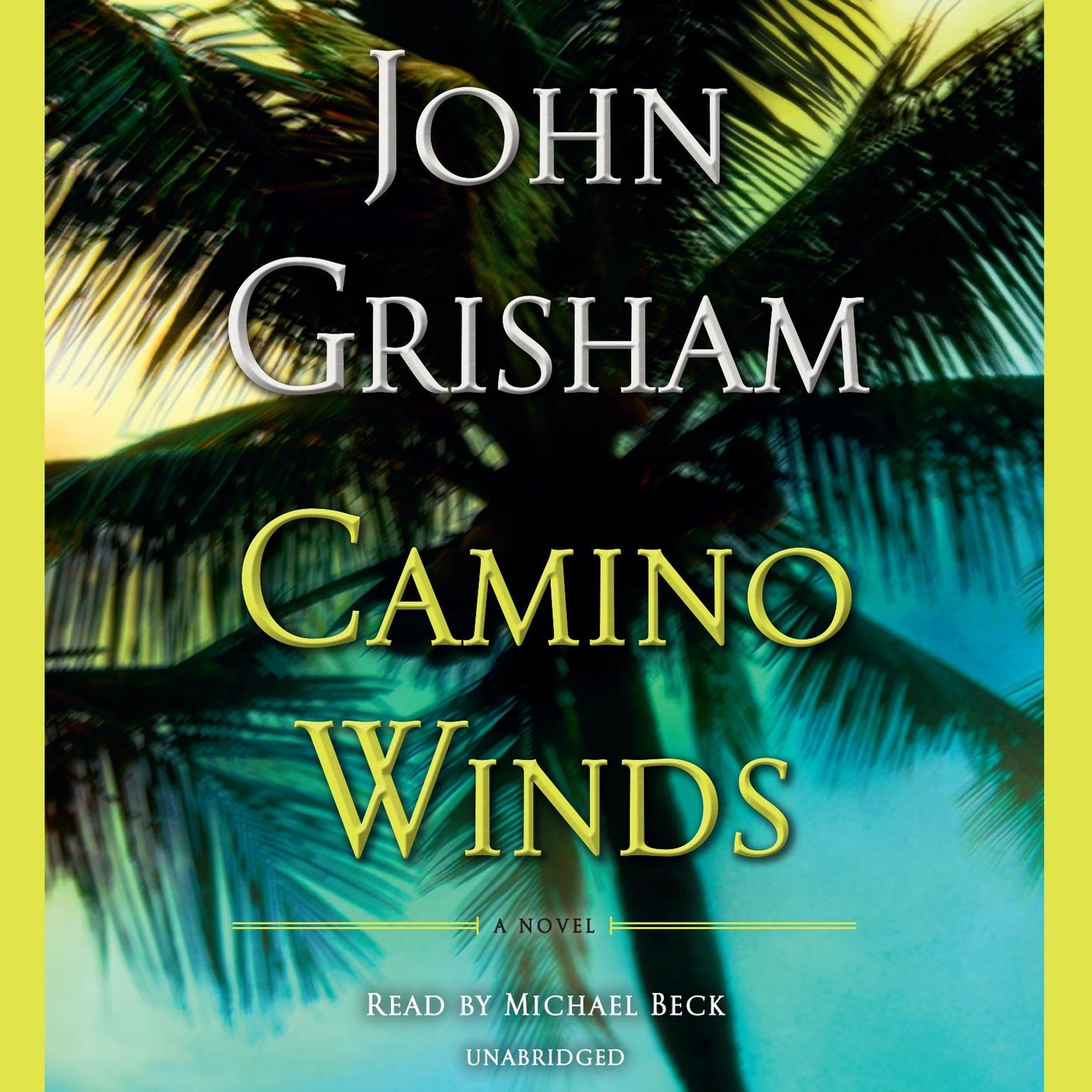 Printable Camino Winds Audiobook Cover Art