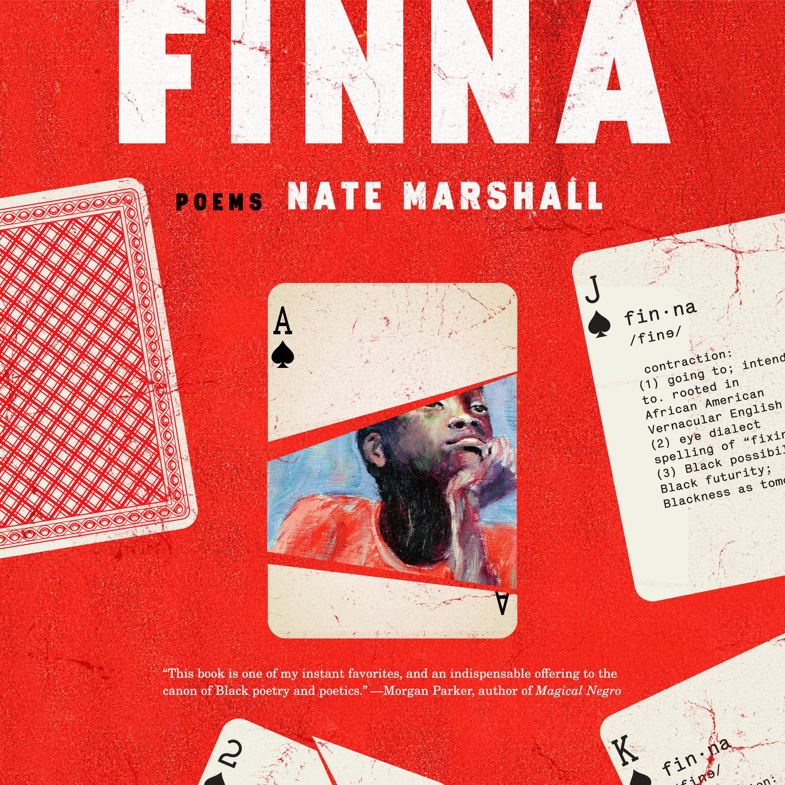 Finna: Poems Audiobook, by Nate Marshall