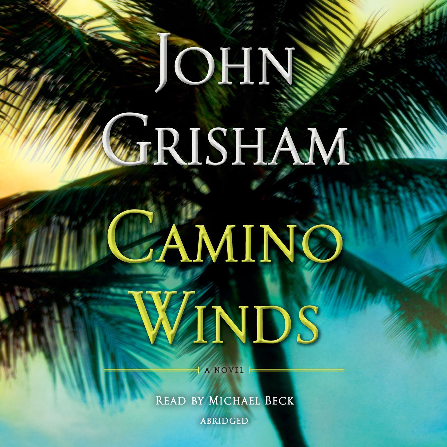 Printable Camino Winds (Abridged) Audiobook Cover Art