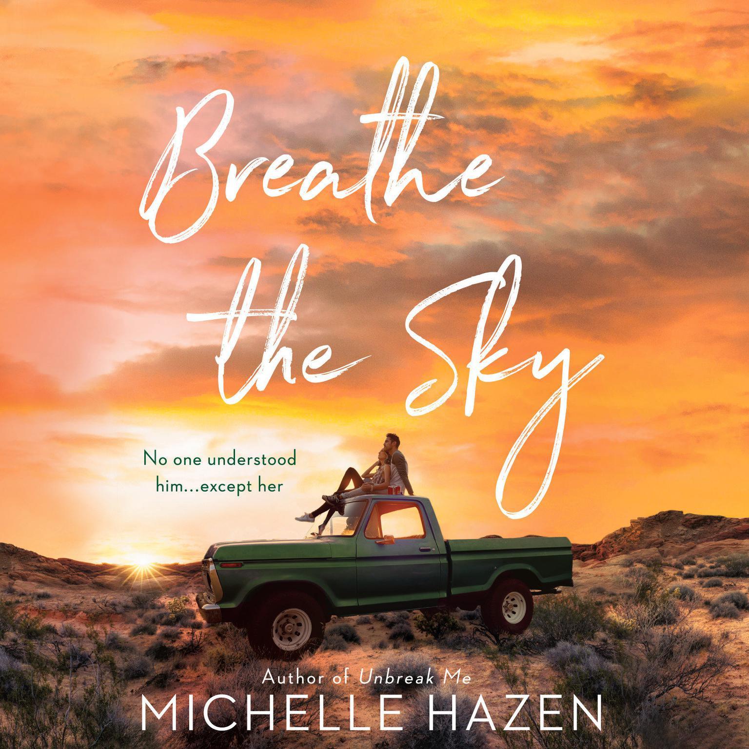 Breathe the Sky Audiobook, by Michelle Hazen