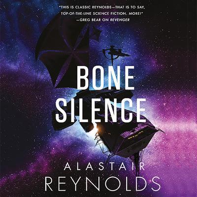 Bone Silence Audiobook, by