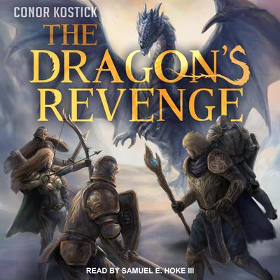 The Dragon's Revenge Audiobook, by Conor Kostick
