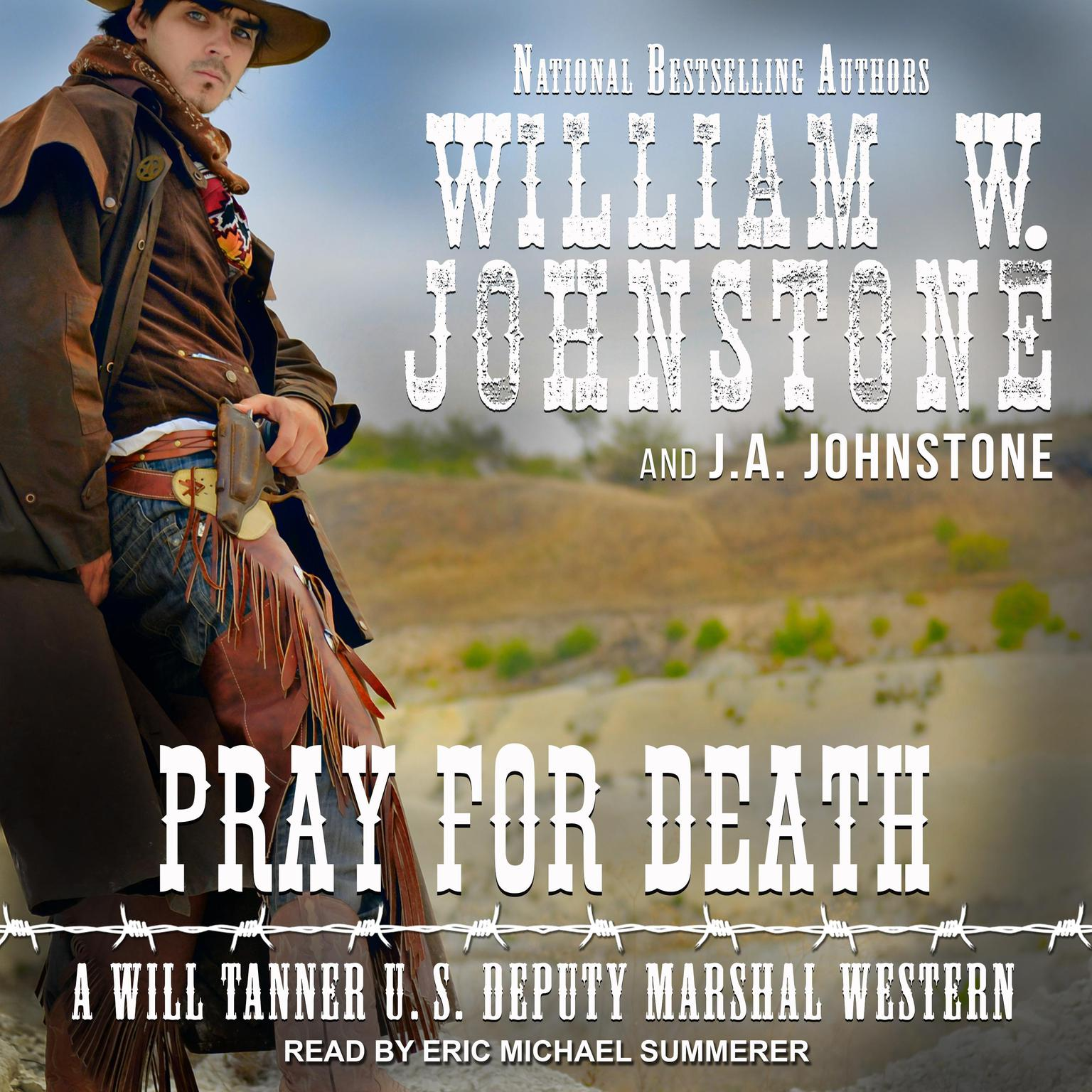 Pray for Death Audiobook, by William W. Johnstone