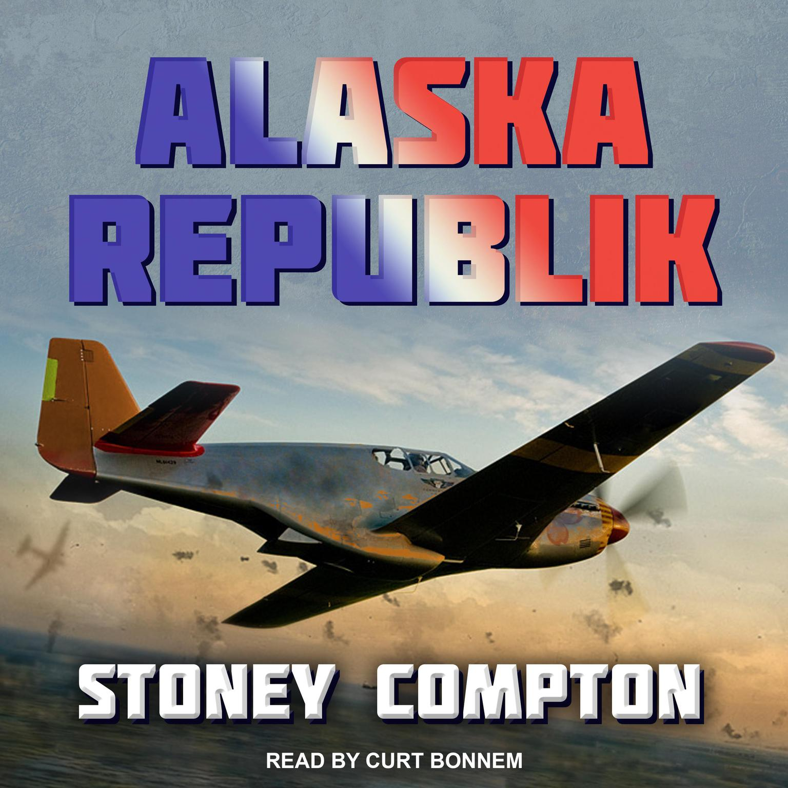 Printable Alaska Republik Audiobook Cover Art