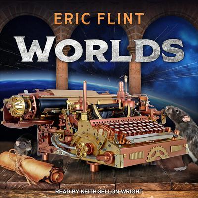 Worlds Audiobook, by Eric Flint