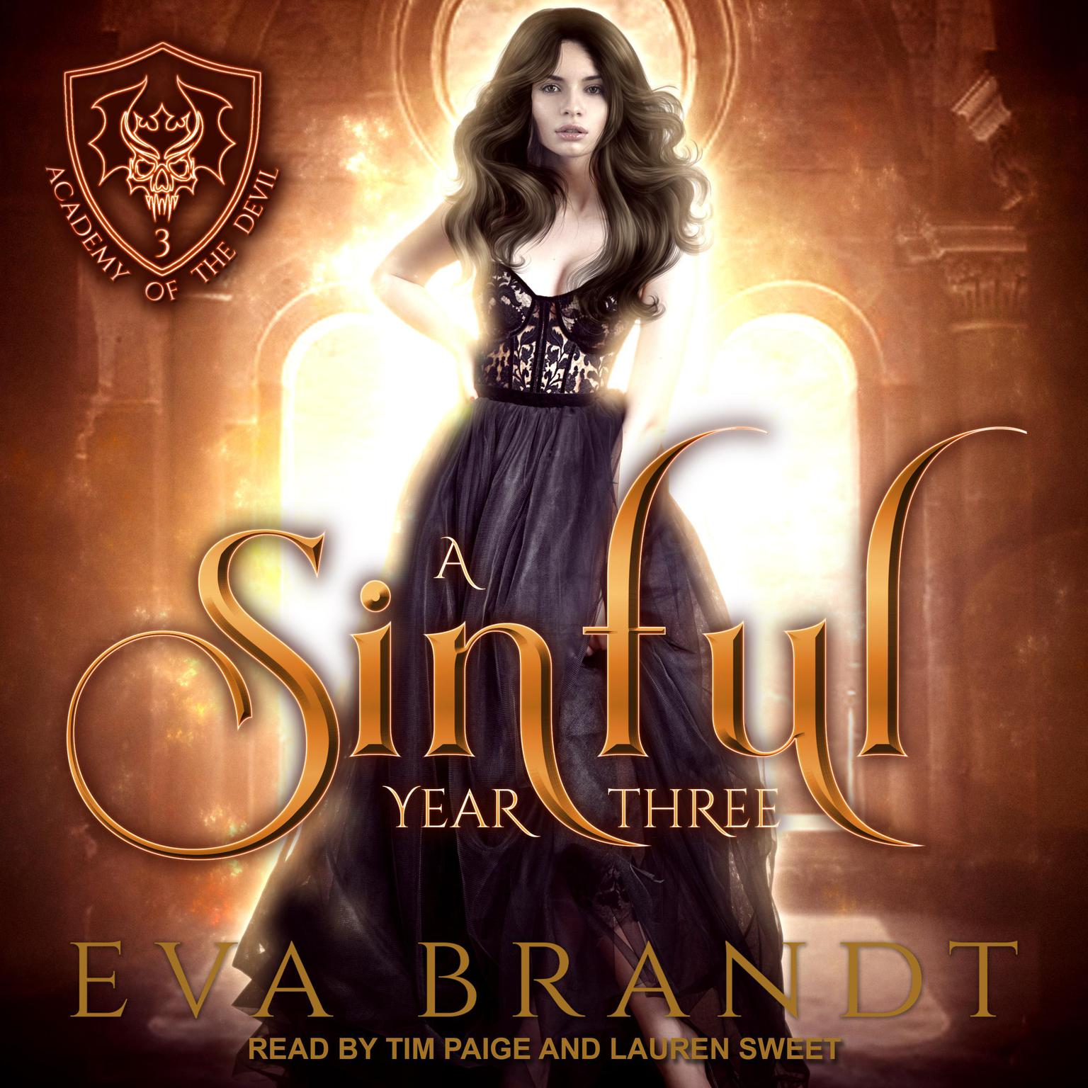 Printable A Sinful Year Three Audiobook Cover Art