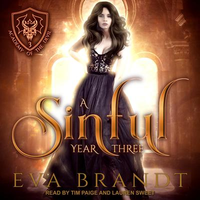A Sinful Year Three Audiobook, by Eva Brandt