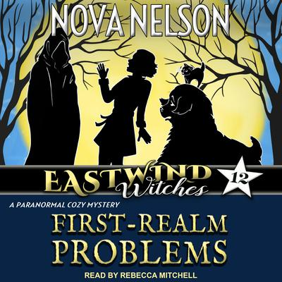 First-Realm Problems Audiobook, by Nova Nelson