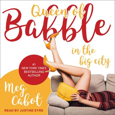 Queen of Babble in the Big City Audiobook, by Meg Cabot