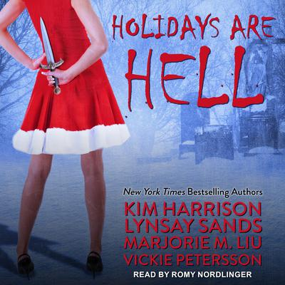 Holidays Are Hell Audiobook, by Lynsay Sands